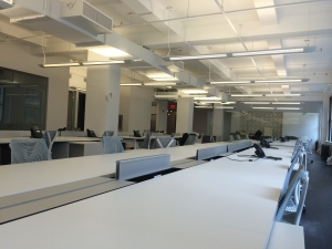 Interior Painting office space Midtown NYC