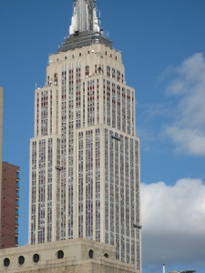 Empire State Building - performed rigging supervision as special rigger of record with MDB Development Corp.